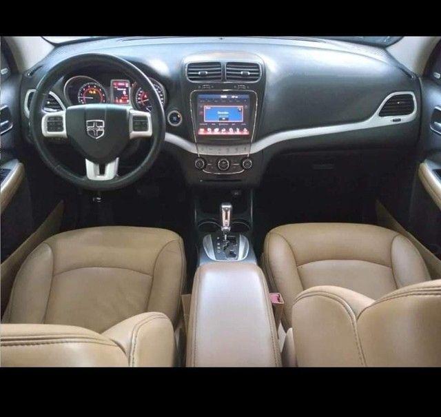 Dodge Journey 3.6 GNV 2013 R$49,500 - Foto 5