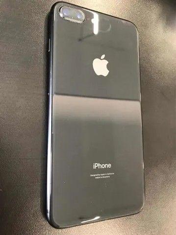 iPhone 8 Plus 64gb Cinza Espacial+ Airdrop  - Foto 3
