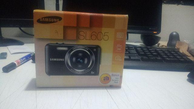 Camera Samsung SL 605