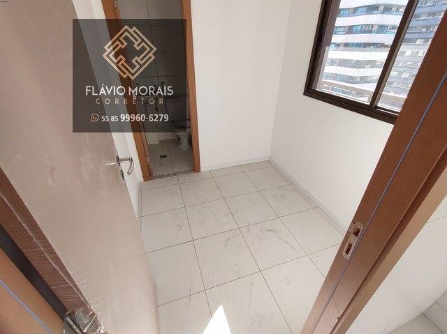 Apartamento 118 metros com vista mar no Meireles - Fortaleza - Ceará. - Foto 11