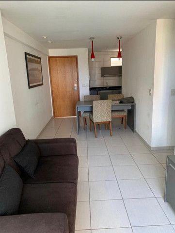 Beach Class Residence: 2 quartos, mobiliado, com lazer na Av. Boa Viagem - Foto 19