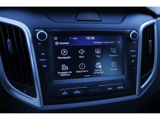 Hyundai Creta PRESTIGE 2.0 FLEX AUT. - Foto 18