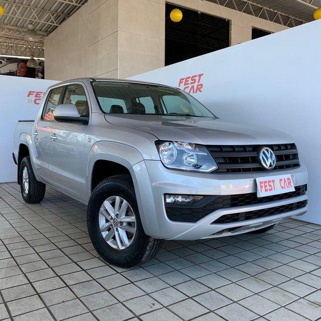 Vw Amarok SE 2019 Diesel 2.0 manual 4x4 *Ipva 2021 pago (81)9 9402.6607 Any