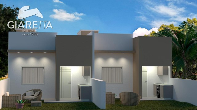 Casa com 2 dormitórios à venda, JARDIM BRESSAN, TOLEDO - PR - Foto 3