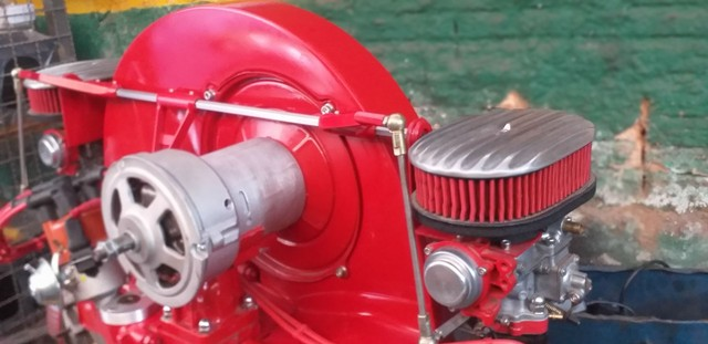 Vendo motor fusca 1600 - Foto 2