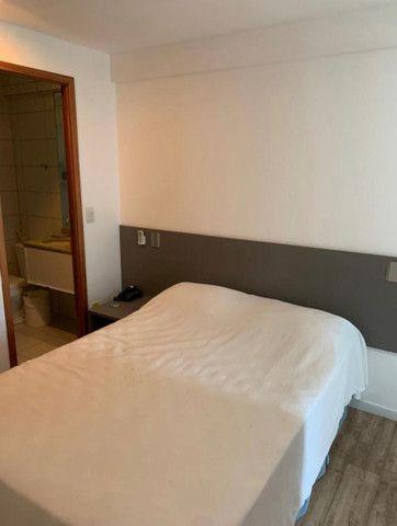 Beach Class Residence: 2 quartos, mobiliado, com lazer na Av. Boa Viagem - Foto 6