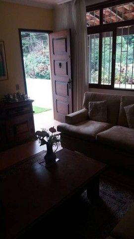 Casa para venda com terreno de 11mil m² com 3 quartos em Corrêas - Petrópolis - Rio de Jan - Foto 4