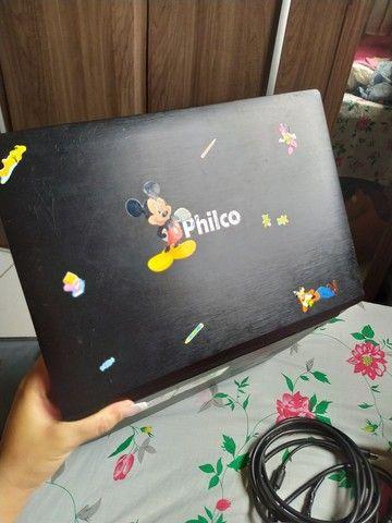 Notebook Philco usado - Foto 2