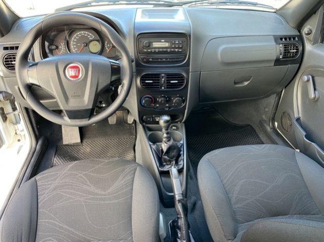 Fiat Strada Hard Working CS 1.4 2018 - Foto 6