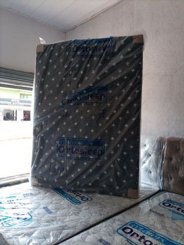 Cama box selada de 10 cm - Foto 3