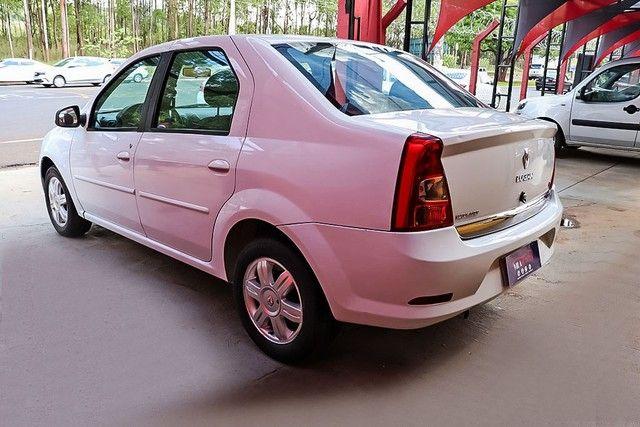 Renault Logan Expression 1.6 Branco - Foto 11