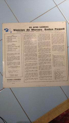 Afro-Samba Baden Powell e Vinícius de Moraes - Foto 6