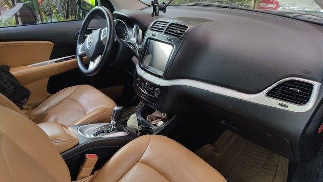 Dodge Journey 3.6 GNV 2013 R$49,500 - Foto 6