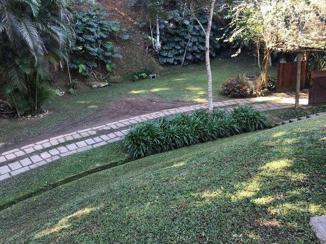 Casa para venda com terreno de 11mil m² com 3 quartos em Corrêas - Petrópolis - Rio de Jan - Foto 15