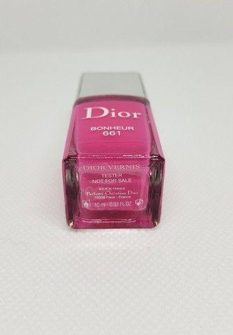 Esmalte e batom Dior - Foto 3