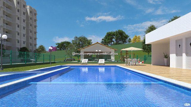P Residencial Jardim das Margaridas, Camaragibe, 2 Quartos, Suíte, Lazer! - Foto 8