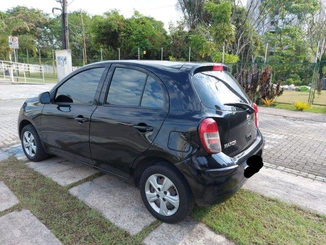 Nissan March 1.0S 16V 2011/2012 - Foto 3