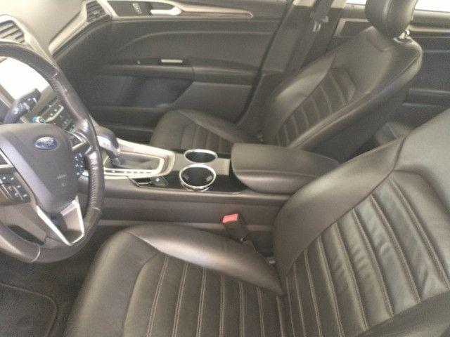 Ford Fusion Flex SE 2.5 Top de linha com Teto! 2013 - Foto 11