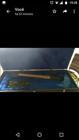 Hard case guitarra strato