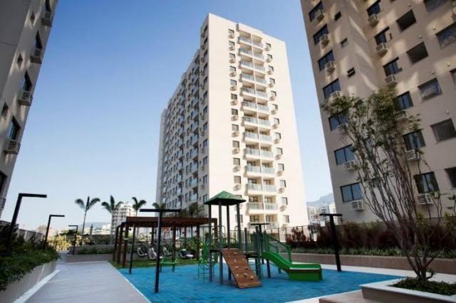 Apartamento para venda em rio de janeiro, cachambi, 2 dormitórios, 1 suíte, 2 banheiros, 1 - Foto 2