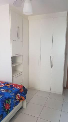 Murano imobiliária vende apartamento de 2 quartos frente mar na praia de itapoã, vila velh - Foto 9