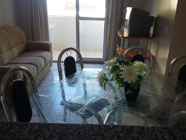 Apartamento em Caldas Novas para temporada, Solar das Calda 2 quartos ,com Parque Aquático - Foto 4