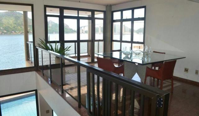 Murano imobiliária vende casa de 5 quartos na ilha do boi, vitória - es. - Foto 6