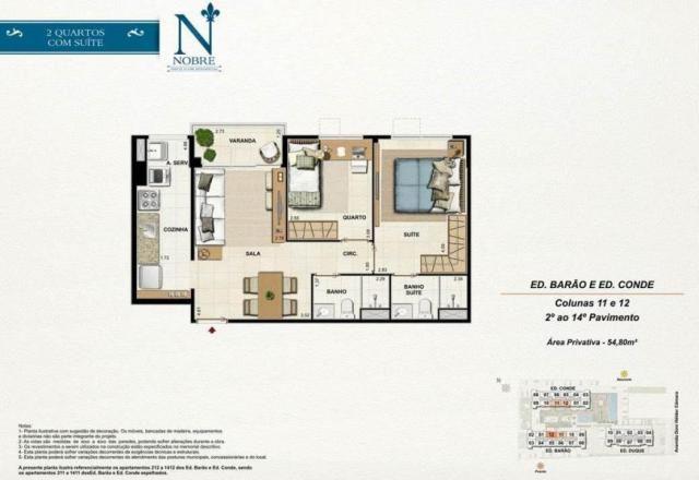 Apartamento para venda em rio de janeiro, cachambi, 2 dormitórios, 1 suíte, 2 banheiros, 1 - Foto 10