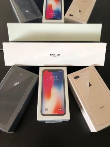 IPhone 8, iPhone 8 Plus, iPhone X e Apple Watch