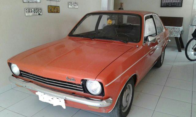Gm - Chevrolet Chevette - TUBARÃO