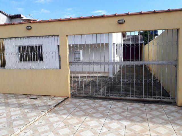 Casa no bairro Eletronorte com 2 quartos - CA0104