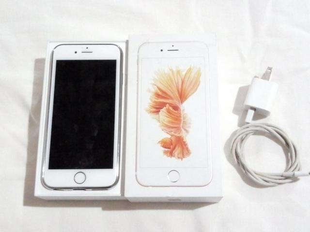 VENDO IPHONE 6s ROSE