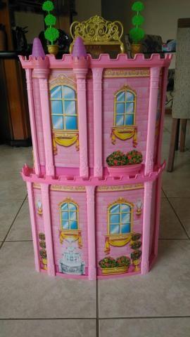 Castelo Princesas Barbie