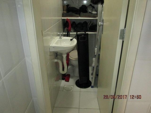 Excelente Apartamento duplex 3 quartos com armários, espaço gourmet e piscina - Foto 9