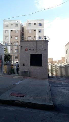 Apto cobertura 100m. quadrados, 02 salas, 2 Qtos No bairro Betim Industrial- Betim - Foto 19