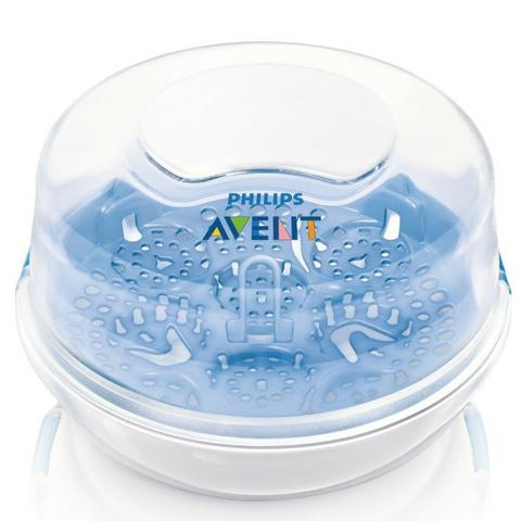 Esterilizador a Vapor para Micro-ondas da Philips Avent