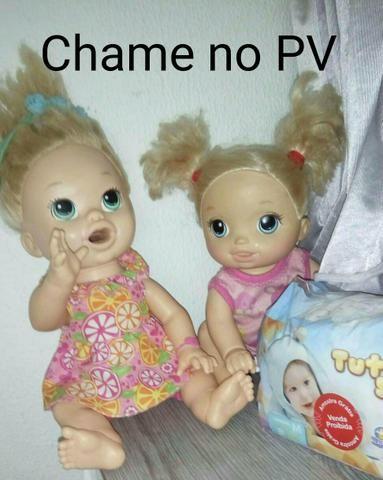 Bonecas baby alife