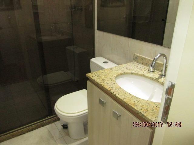 Excelente Apartamento duplex 3 quartos com armários, espaço gourmet e piscina - Foto 11