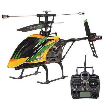 Helicoptero de radio controle V912