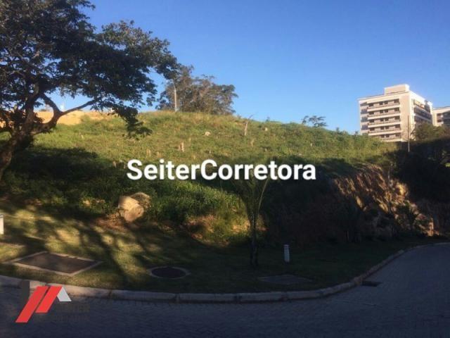 Terreno em condominio mirante das baias itacorubi - Foto 11