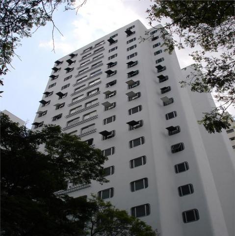 Apartamento residencial com 3 dormitórios para locação na alameda jauaperi- moema, são pau