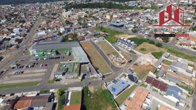 Loteamento/condomínio à venda em Gralha azul, Fazenda rio grande cod:TE00008 - Foto 11