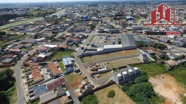 Loteamento/condomínio à venda em Gralha azul, Fazenda rio grande cod:TE00008 - Foto 13
