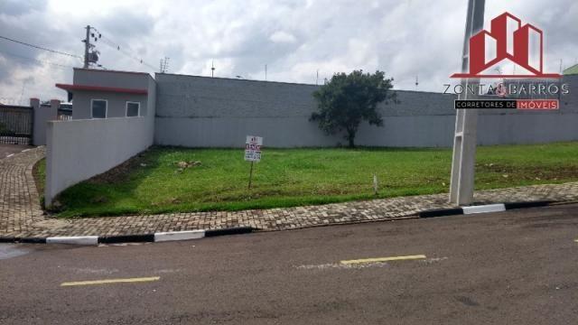 Loteamento/condomínio à venda em Gralha azul, Fazenda rio grande cod:TE00008
