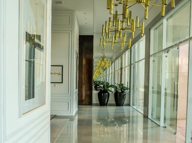 Splendore - 4 vagas, 3 suites, sol da manhã, Andar alto - Lindo apartamento - Foto 9