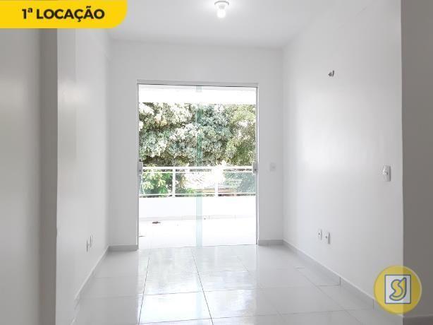 Apartamento para alugar com 2 dormitórios em Cidade dos funcionários, Fortaleza cod:50393 - Foto 2