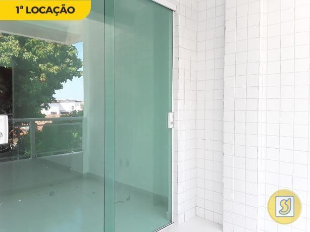 Apartamento para alugar com 2 dormitórios em Cidade dos funcionários, Fortaleza cod:50393 - Foto 3
