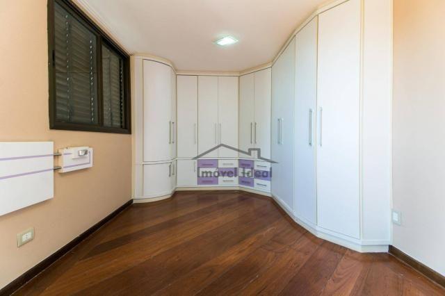Cobertura com 4 dormitórios à venda, 564 m² por R$ 2.300.000 - Alto da Glória - Curitiba/P - Foto 16