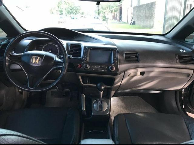 Civic lxs 1.8 automático 2008 - Foto 5