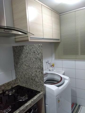 Condomínio De La Flor - 3/4 - Nascente - 2 vagas - Andar alto - Com Armários - Foto 10